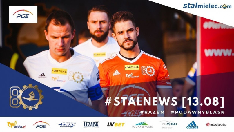 TV Stal: NEWS [13.08]