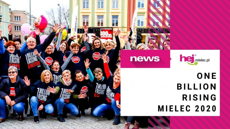 One Billion Rising Mielec 2020 [NEWS WIDEO]